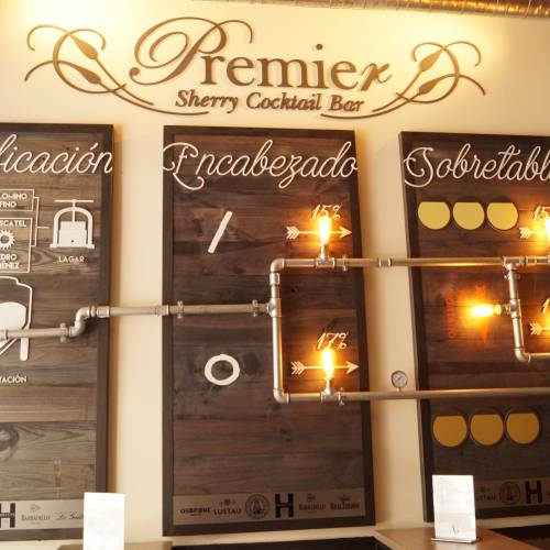 Premier Sherry Cocktail Bar